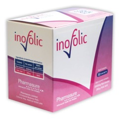 Inositol supplements for PCOS. Enhances fertility and control the symptoms of PCOS