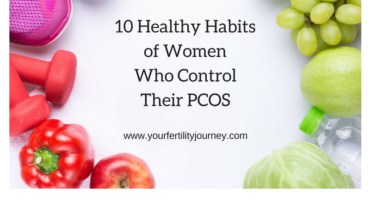 10 daily healthy habits of women who are in control of their PCOS