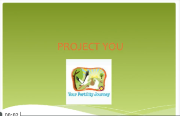 Video: Project You….Not Project Baby