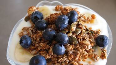 Kate's Fertility Boosting Granola