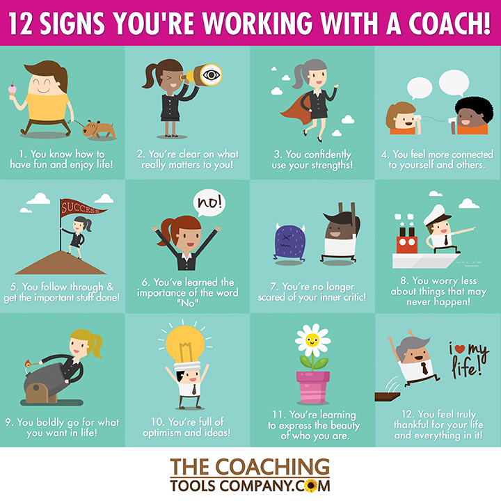 12 Signs to recognise you're working with a Fertility Coach