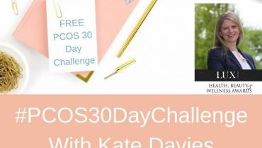 #PCOS30DayChallenge