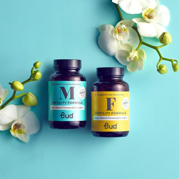 Bud Female Fertility Supplements