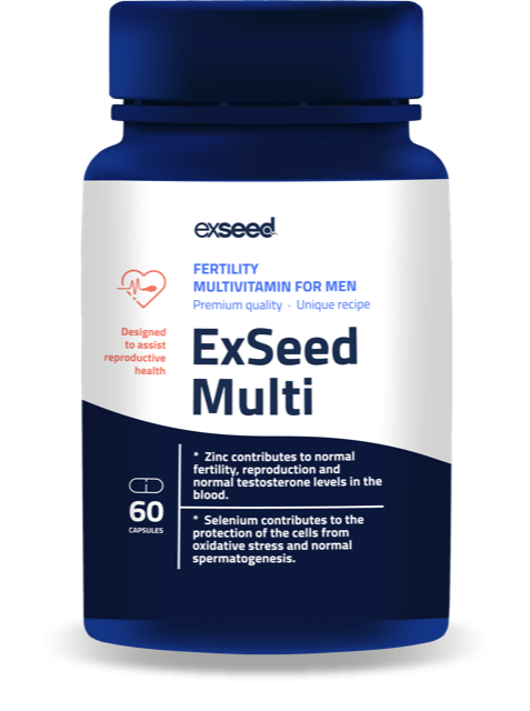 male fertility supplement