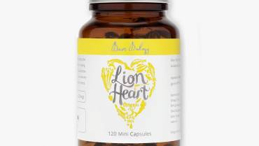 Introducing Lion Heart Omega 3 – Your must have Fertility Supplement