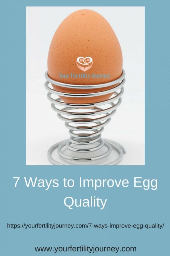 7 ways to improve egg quality for fertility