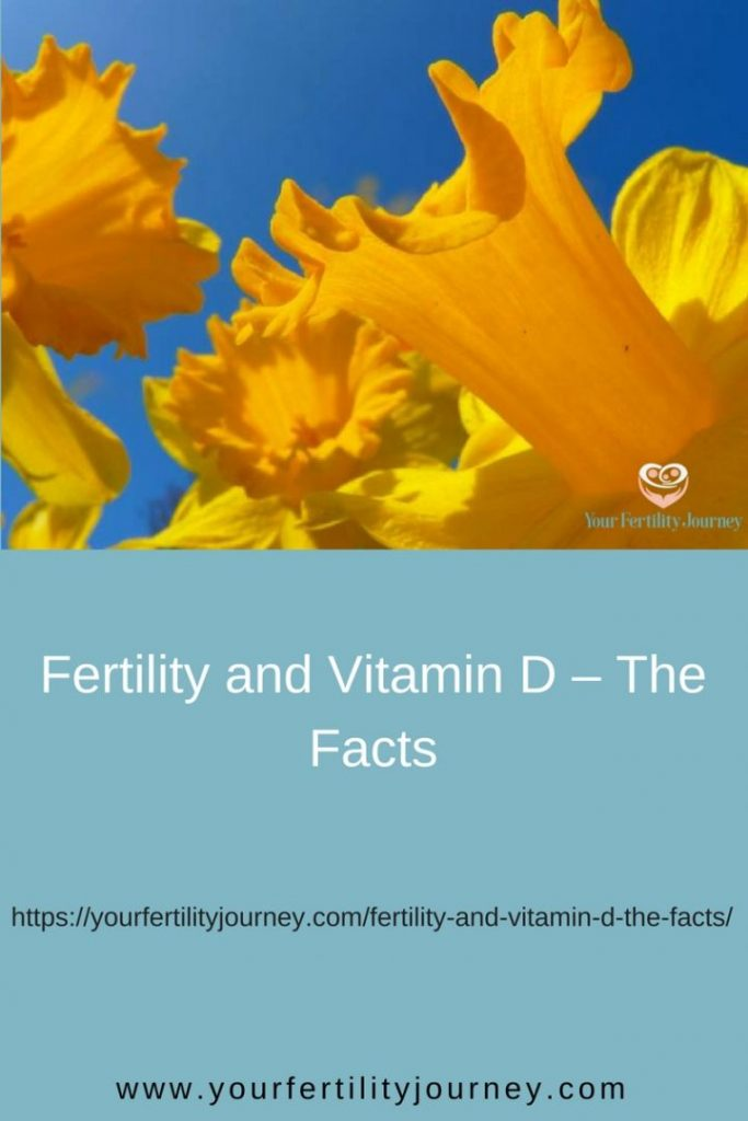 Fertility and Vitamin D - The Facts