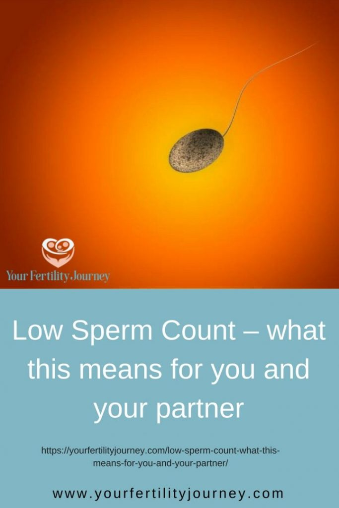 how to get pregnant with pcos and low sperm count