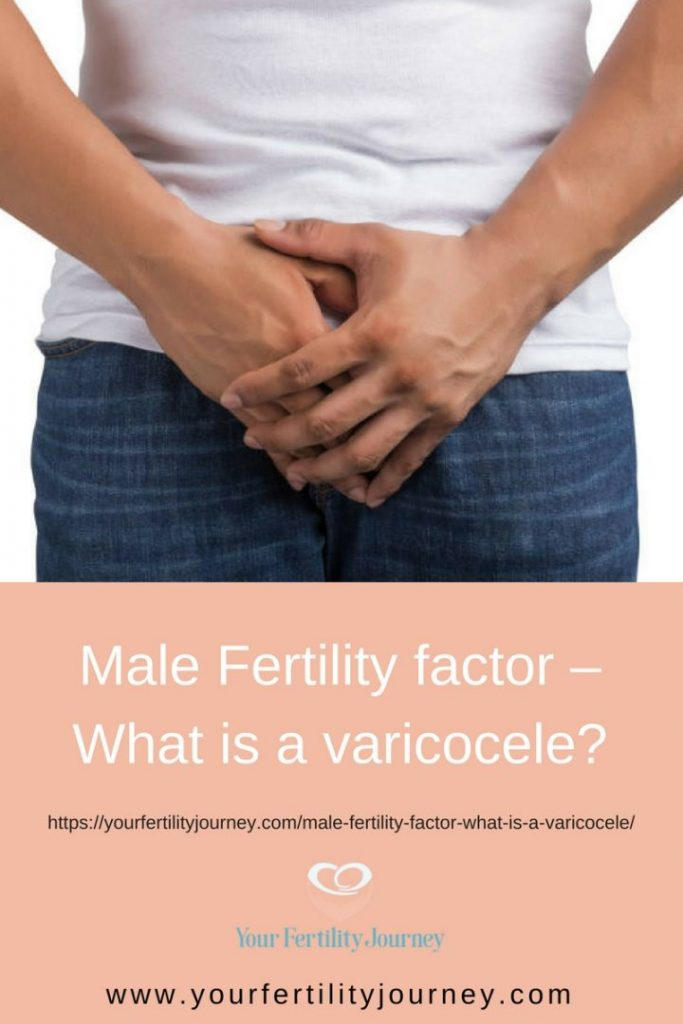 Male fertility - what is a varicocele?