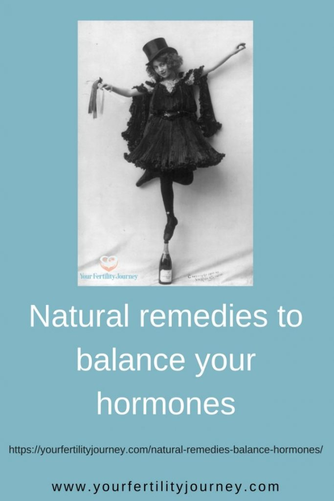 Natural Remedies to Balance your Hormones
